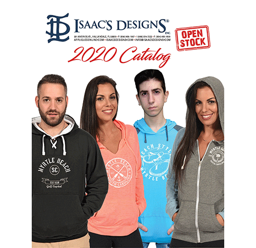 Isaac\'s Designs<br>2020 Catalog