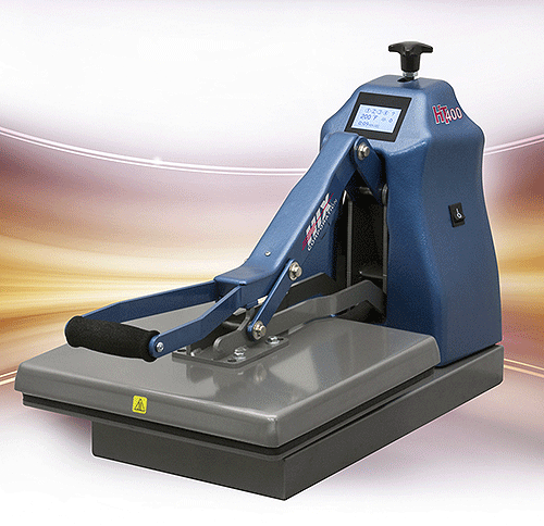 HIX HT-400 Clamshell Press - The Industry's #1!