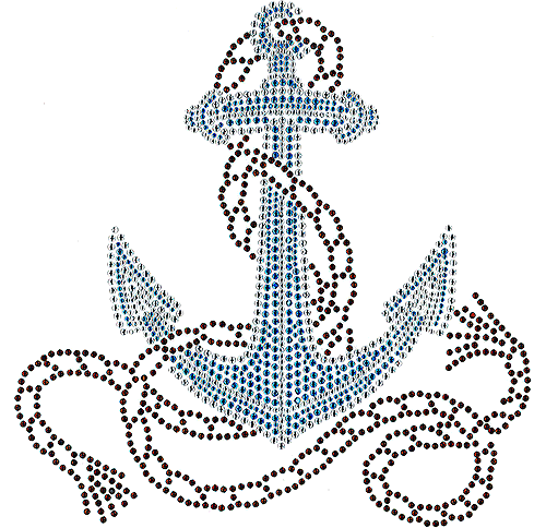 S101522 - Anchor with Rope