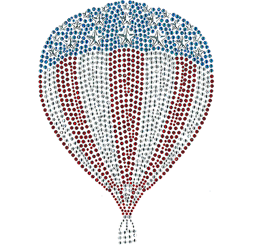 S101656 - USA Hot Air Balloon