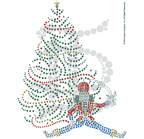 S101721<br>Nutcracker & Christmas Tree