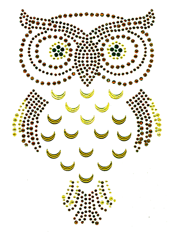 S102086 Fall Colors Owl