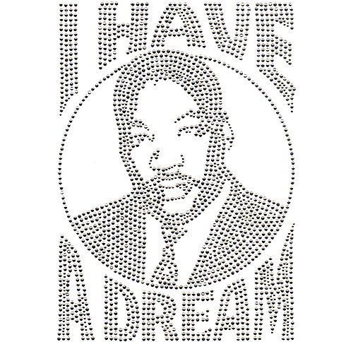 "S102153-BDI - M.L.K. ""I Have A Dream"""