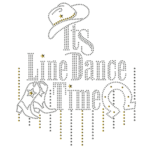 S102229<br>It&apos;s Line Dance Time