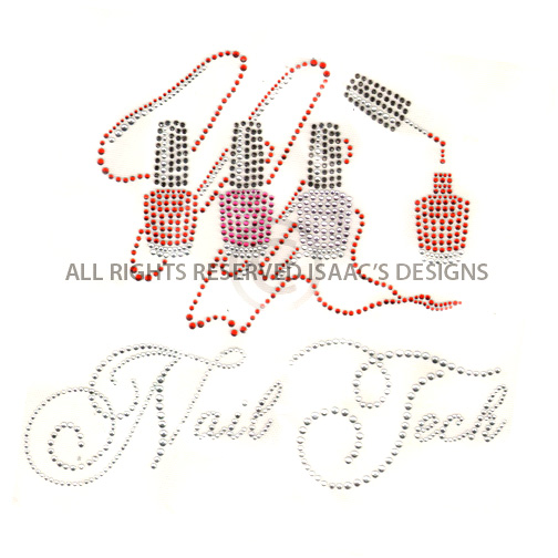 S1171-NAIL TECH W/NAILPOSH, BEAUTY, SALON