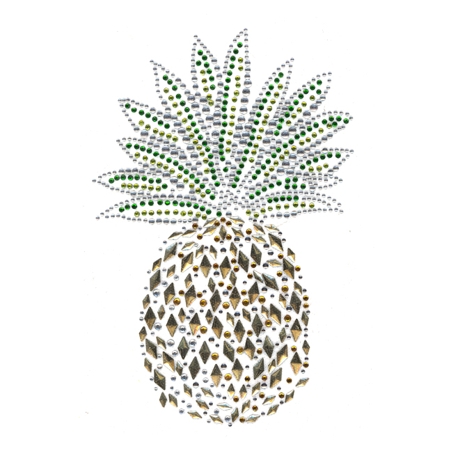 S1216<br>Large Pineapple