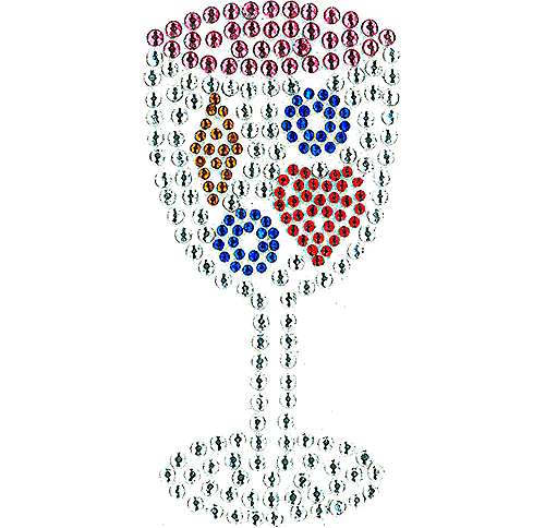 S1903 - Casino Wine Glass (27/04)