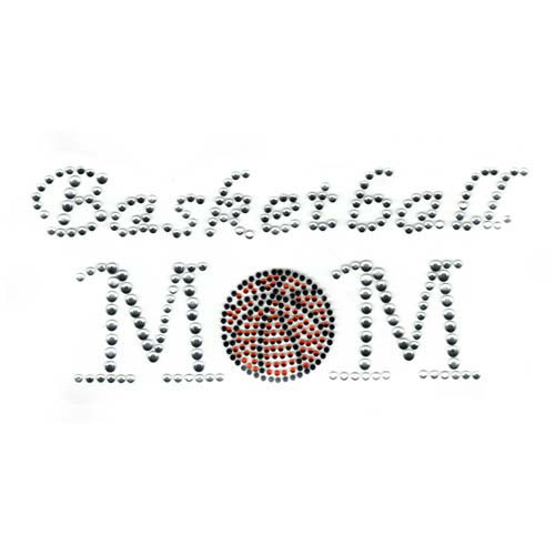 S2145-BASKETBALL MOM  SPORT