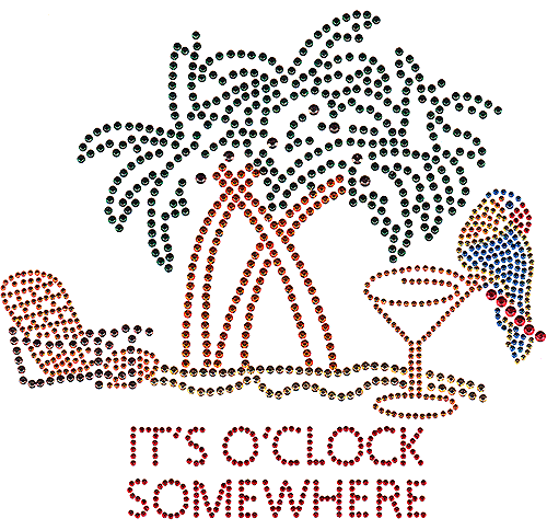 S2263<br>It's O'Clock Somewhere (27/03)