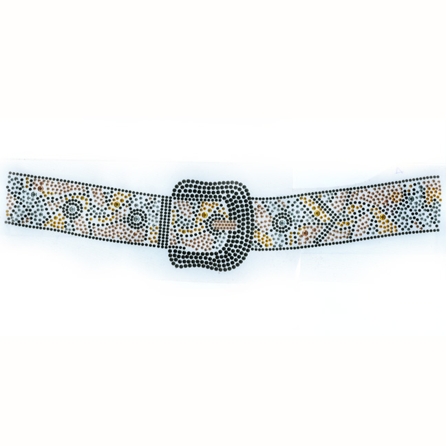 S2402COP-Women's Fashion Waist Belt