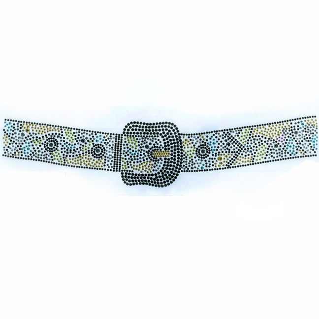S2402LIME -Women's Fashion Waist Belt
