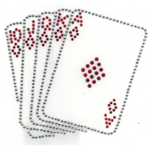 S2583M-CARDS, PLAYING CARDS, POKER