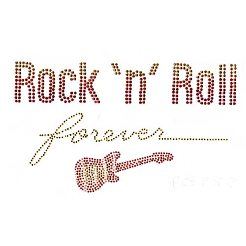 S2587 - Electric guitar - Rock 'n' Roll forever (music)