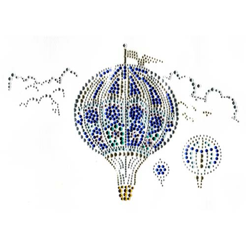 S2615 -HOT AIR BALLOON, BALLOONS, SPORT