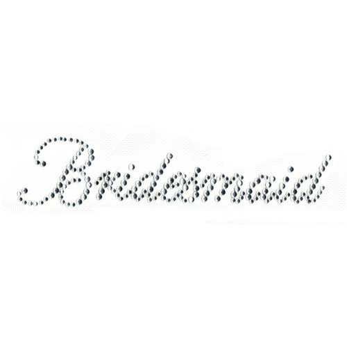 S2738-BRIDESMAID,BRIDAL,PHRASE