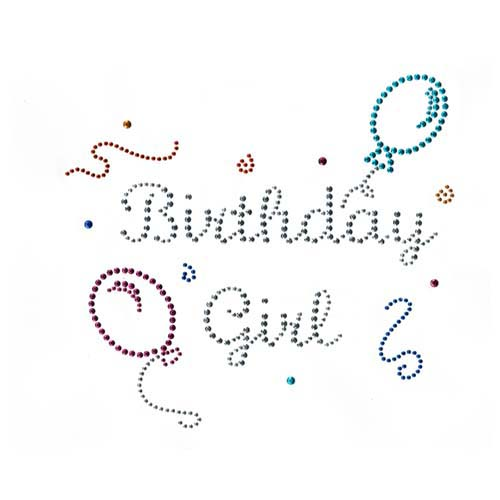S2803 - BIRTHDAY GIRL