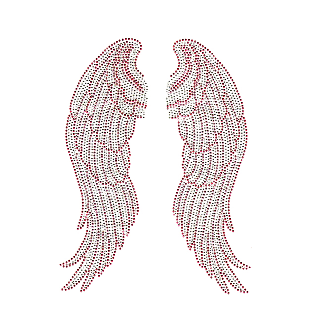 S3111PINK-ANGEL WINGS