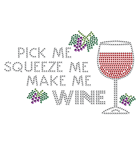 S3136 - Pick Me, Squeeze Me, Make Me Wine