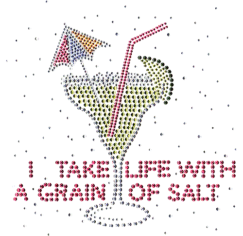 S3694 - I Take Life with a Grain of Salt (27/02)