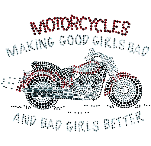 S3695 - Motorcycles Making Good Girls Bad... [13/01]
