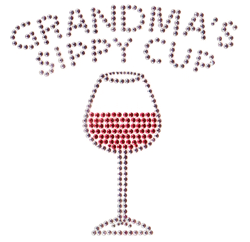S4117 - Grandma's Sippy Cup