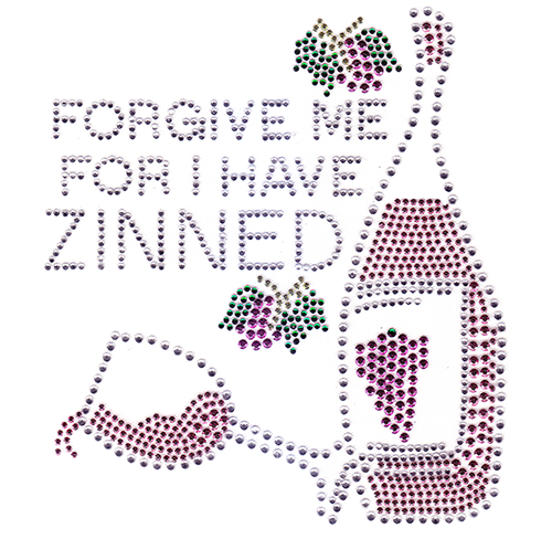 S4436 - Forgive me for I have zinned