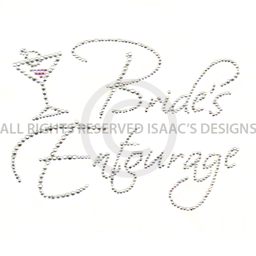 S6092-BRIDE\'S ENTOURAGE, BRIDAL, WEDDING, WEDDINGS