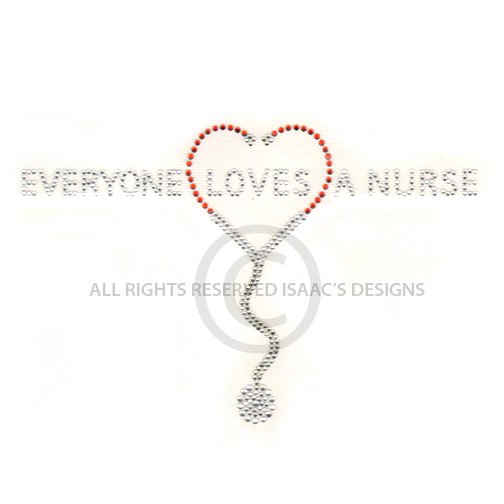S6470- EVERYONE LOVES A NURSE, OCCUPATIONS