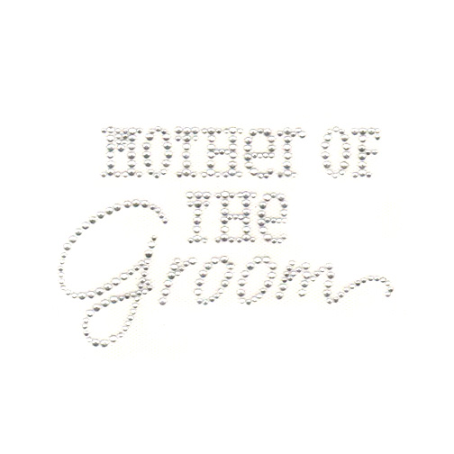 S7108-MOTHER OF THE GROOM, BRIDAL, PHRASES