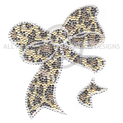 S7982-LEP - Leopard Bow
