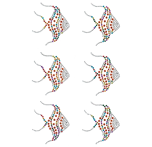S9155 - Multicolored Fish