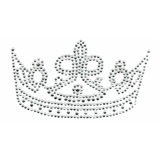 S1755 - CROWN  ALL CRYSTAL