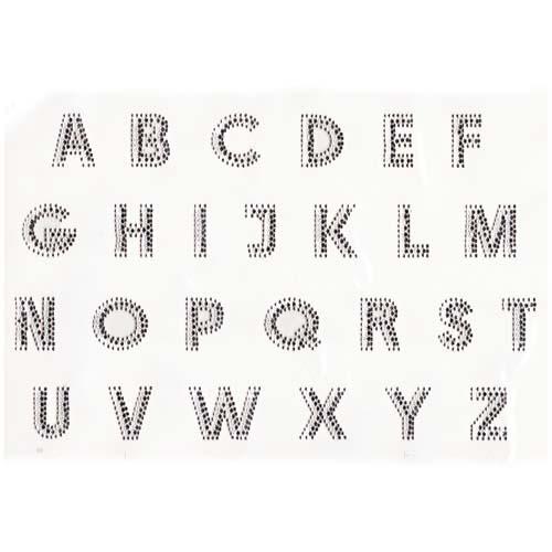 Block Letters Isaacs Designs